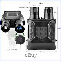 1300ft Optical Infrared Night Vision Digital Binocular Monocular TakePhoto Video