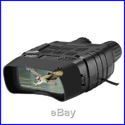 2.3 720P IR Night Vision Binoculars Fliter Cover Photos Videos Camera FOV 10°