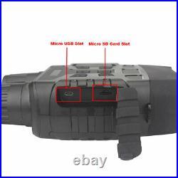 32GB Video Digital Night Vision Infrared Hunting Binoculars Scope IR CAMERA