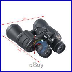 50mm Tube 10-180x100 Super Zoom Resolution Night Vision Hunting Zoom Binoculars