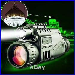 5X40 High Magnification Digital Night Vision Device With Video Output Telescope