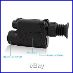 6X32mm IR Dark Night Vision Monocular Binoculars Telescopes Scope Hunting Tools