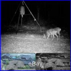 7X Digital Binoculars Night Vision Infrared Waterproof IR Camera Hunting Scope
