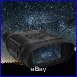 7X Outdoor Hunting HD Night Vision Binoculars Telescope Camera Video Recorder