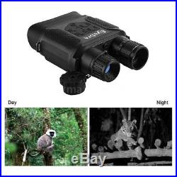 7x31 Night Vision Digital Monocular Binocular Infrared Hunting Telescope D0X5