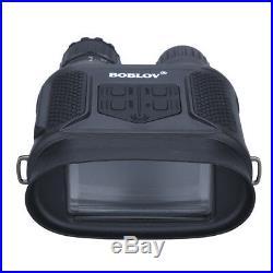 7x31 Zoom Digital Night Vision Binoculars 400M Hunting Monocular Wildlife Camera