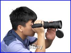 7x60 Infrared Dark Night Vision IR Monocular Binoculars Telescopes Scope Hunting