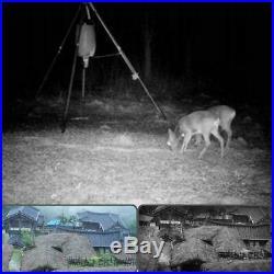7x Zoom HD Digital Night Vision Infrared Binoculars Camera Outdoor Hunting Tool