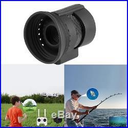 80HD Screen FPV Virtuell Monokular Display Infrared Night Vision Medical Hiking