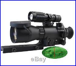 ARIES 2.5x50 Guardian MK 350 NIGHT VISION RIFLE SCOPE MK350 Riflescope