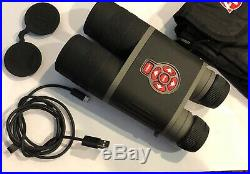 ATN BINOX-HD 4-16x Digital HD Smart Binocular GPS Wi-Fi Night Vision With Case