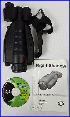 ATN Night Shadow II Generation Night Vision Binocular NVBNNSDW20