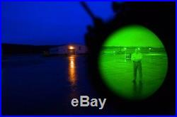 ATN Night Trek 3x Gen1+ Night Vision Monocular + Case NEW (binoculars/scope)
