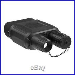 AV/TV Infrared Night Vision 3X Binocular Telescope Camera Photo Video Recording