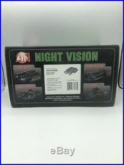 Atn Nv-560 Night Vision Binoculars