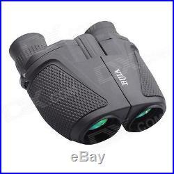 BIJIA 12x25 Waterproof Ultra-clear High-power Night Vision Binoculars Telescope