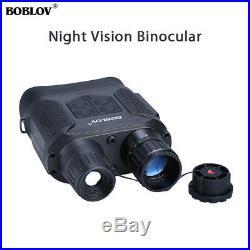 BOBLOV NV400 Night Vision 7x31 Zoom Binocular Scope Telescope 400M For Hunting