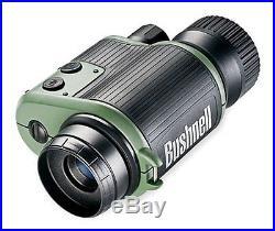 BUSHNELL 2X24 Night Watch NIGHT VISION MONOCULAR (binoculars/scope) NEW 26-0224