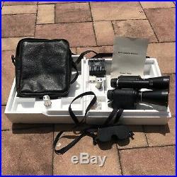 Baigish 12 Russian Night Vision Binoculars IR Accessories Manual 1993 Authentic