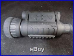 Bestguarder 6x50mm 5mp HD Digital Night Vision WG-50 with 4gb sd