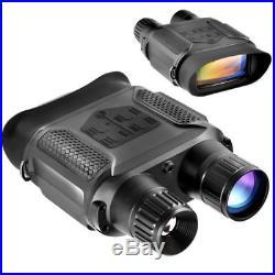 Bestguarder 7x HD Night Vision Binocular Digital IR Trail Scope Camera IR NV800