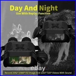 Bestguarder NV-900 4.5-22.5X40mm Digital Night Vision Goggles Binocular with Tim