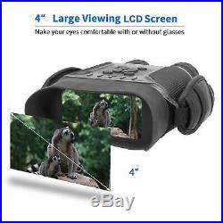 Bestguarder Night Vision Binoculars 4.5-22.5×40 HD Digital Infrared Hunting S