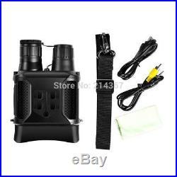 Binocular Infrared IR Night Vision Goggles NV400B NV Binocular Hunting Scope
