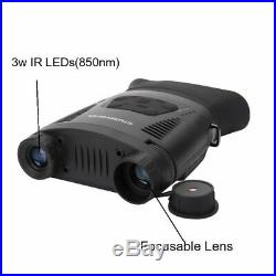 Binoculars Telescope Infrared Night Vision Zoom Digital Goggles Optical Hunting