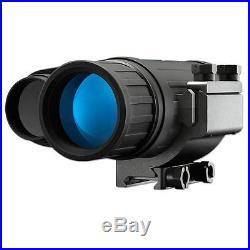 Bushenll 4.5 X 40 Equinox Z Digital Night Vision WithMount Image Capture