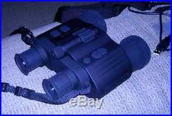 Bushnell 4x50 Equinox Z Digital Night Vision Bi-ocular (Black)-260501 Binocular