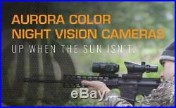 COLOR NIGHT VISION Monocular IP67 Recording Function Aurora WIFI ACTION CAMERA