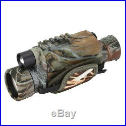 Camo Hunting IR Infrared Dark Night Vision IR Monocular Binoculars Telescopes EC