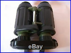 Carl Zeiss Jena EDF 7x40 NVA Army Military Binoculars Unissued Mint incl. Accs