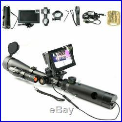 DIY Night Vision Scope für Riflescope Add on Day and Night Hunting Optics Sight
