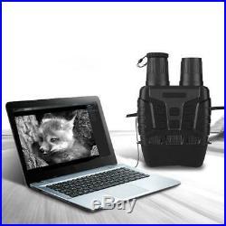 Digital HD Hunting Binocular Recorder Infrared Night Vision Telescope Portable