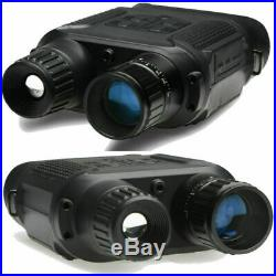 Digital NV400B Infrared HD Night Vision Hunting Binocular Scopes Video Came B7Q6