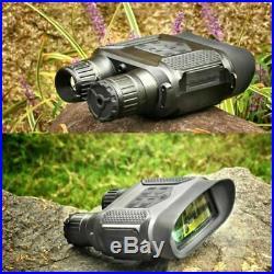 Digital NV400B Infrared HD Night Vision Hunting Binocular Video Camera Scopes