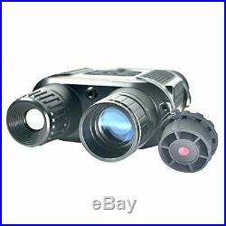 Digital Night Vision Binoculars, QIYAT Infrared 7x31 Waterproof Hunting IR