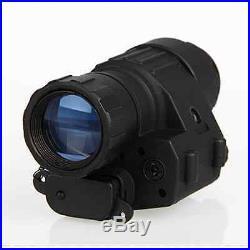 Digital Night Vision Device Helmet HD Telescope American Monocular LCD 200 m
