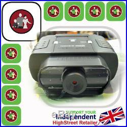 Dorr ZB-60 night vision binoculars infra red LCD display format 320x240pixel