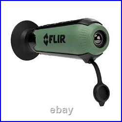 FLIR Scout TK Thermal Night Vision Scope Heat Detection One Hand Green Black