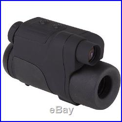 Firefield Ff24063 Night Vision Monocular 4 X 50mm (ff24061)