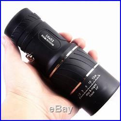 General Night Vision 16x52 Zoom Lens Camping Hiking Hunting Monocular Telescope