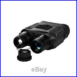Genuine Infrared Digital Binocular Night Vision for Hunting 2 LCD Video 400M UK