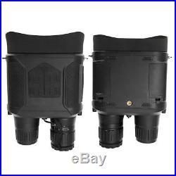 HD Binocular Infrared IR Night Vision Goggles NV400B NV Binocular Hunting Scope