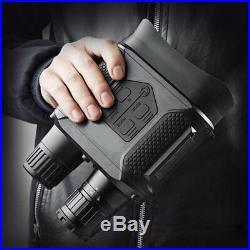 HD Digital Night Vision Infrared Hunting Binocular Scope IR CAMERA Binoculars