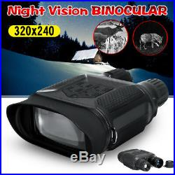 Hunting Digital Infrared 7X HD Night Vision Binocular USB Video Camera Scope