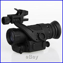 Hunting Infrared HD Digital IR Monocular Night Vision Telescope For Helmet New
