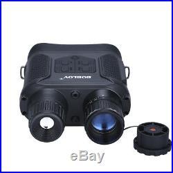 IR Infrared Night Vision 7x31 Binocular Scope Telescope Wildlife DVR Cam 4GB AU